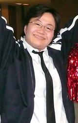 今年は「合コン週1」宣言!ハリセンボン・近藤春菜【08年1月撮影】