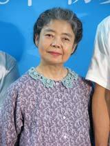 日本アカデミー賞、最優秀主演女優賞に選ばれた樹木希林(07年8月撮影)