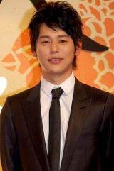 2009年NHK大河ドラマ『天地人』の主演を務める妻夫木聡