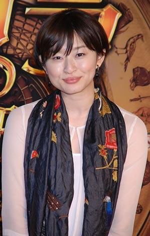 映画『ライラの冒険 黄金の羅針盤』のジャパンプレミアに来場したhiro