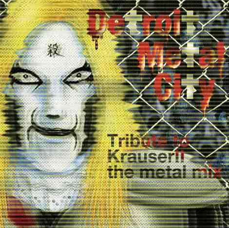『デトロイト・メタル・シティ トリビュートアルバム〜生贄メタルMIX〜』は3月28日(金)発売