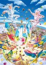 『ファンタスティック・ワールド』イメージ 画像提供:ユニバーサル・スタジオ・ジャパン