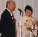 ビートたけしと姫井由美子参議院議員