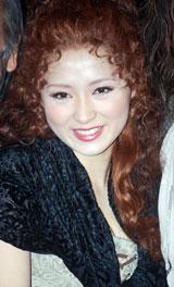 ミュージカル『ベガーズ・オペラ』の舞台稽古前に会見に出席した笹本玲奈