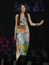 『BEST GIRL OF 2007』授賞式に駆けつけた新垣結衣