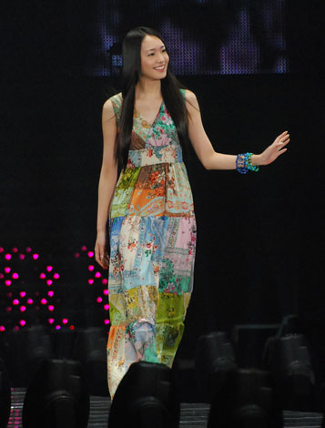 サムネイル 『BEST GIRL OF 2007』授賞式に駆けつけた新垣結衣