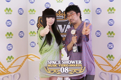 『SPACE SHOWER Music Video Awards 08』での東京事変