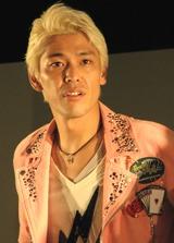 田村亮(昨年11月撮影)