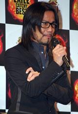 『THE LEGEND OF EX〜プレミアム試写会』に出席し、新たな恋へ意欲を見せたEXILE・HIRO