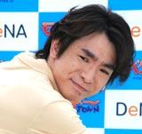 「一緒に冒険したい男性有名人ランキング」1位の濱口優(よゐこ)(07年5月撮影)