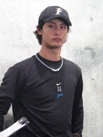 ダルビッシュ有投手(07年08月撮影)