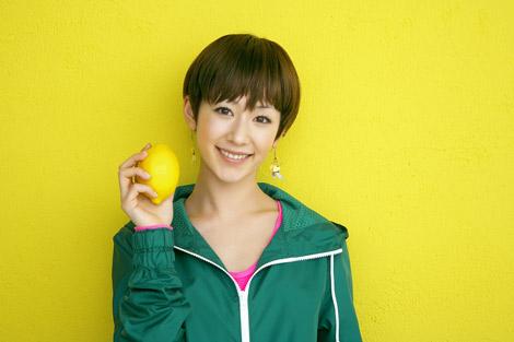 サムネイル 「キレートレモン」新CMに起用が決まった木村カエラ