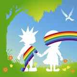 『ごくせん』主題歌に決定した「虹」ジャケット写真