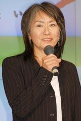 『We舞台(うぇぶたい)』の総合監修・奈良橋陽子さん