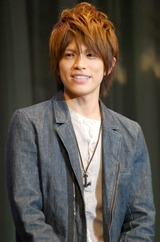 山本裕典(07年11月18日 『第20回 JUNON SUPERBOY CONTEST』での様子)