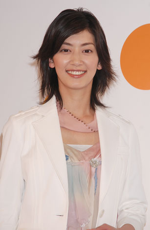 『ドリームダイエット グランプリ2008』の特別審査員として出席した佐藤藍子