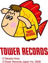 「およげ!たいやきくん」タワーレコード・コラボデザイン
