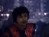 「スリラー」PVのマイケルが自分の顔に!