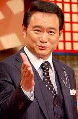 日本テレビ系新番組『日本史サスペンス劇場』の記者会見に出席した船越英一郎