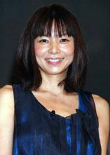 ドキュメンタリー番組『天才ダ・ヴィンチ 伝説の巨大壁画発見!』(日本テレビ系)の会見に出席した山口智子