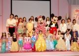 プリンセス姿の子供たちも登場 (C)Disney
