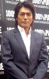 高橋克典(07年11月撮影)