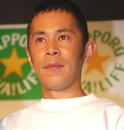 岡村隆史[08年4月撮影]