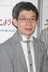NHK教育の新番組『土よう親じかん』の会見に出席した平田オリザ