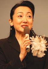 4位に登場したエド・はるみ(2月10日 撮影)