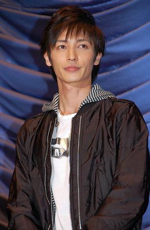 「店員としていたら嬉しい有名人」ランキング1位の玉木宏(08年2月撮影)