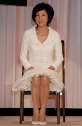 『第1回ベストマザー賞』を受賞した黒木瞳