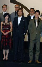11日(日)に東京・世田谷の東宝スタジオで行われた製作報告会見