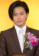 小栗旬(08年5月撮影)