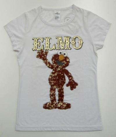 土岐田麗子プロデュース『トッキーセレクション』のエルモTシャツ