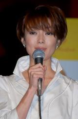 川田亜子さん(08年5月撮影)