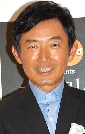 「男性部門」1位の石田純一(03月04日、撮影)