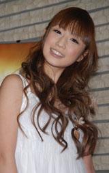 小倉優子(08年2月撮影)
