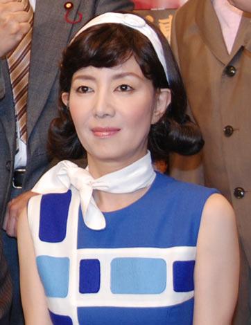 『伊東四朗一座』の舞台稽古に参加した戸田恵子