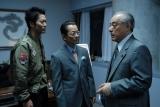 津川雅彦も出演している、映画『相棒-劇場版-』の1シーン