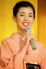 京野ことみ[08年4月撮影]