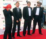 『MTV VIDEO MUSIC AWARDS JAPAN』のレッドカーペットに登場した湘南乃風
