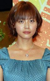 NHK大河ドラマ『天地人』の出演者発表会見に出席した相武紗季