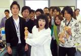 オリコン社員と「ヒットエンドラ〜ン!」(※クリックで拡大)