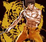 菅原芳人氏による書き下ろしイラスト (c)2008 Bruce Lee Enterprises,LLC.