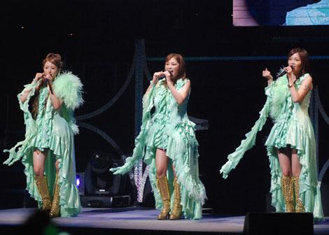 『美勇伝コンサートツアー2008 初夏 美勇伝伝説V〜最終伝説〜』の最終公演の模様