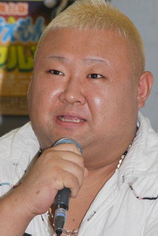 ジャイアン役の脇知弘