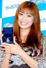 元「ちゃお」モデルの山田優