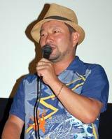 映画『ぐるりのこと。』公開記念トークショーに登場した木村祐一