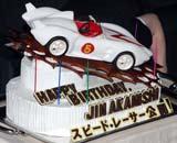 7月4日で24歳を迎えた赤西仁へ特製ケーキのサプライズ