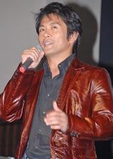 WOWOWスペシャルドラマシリーズ『ドラマW』の最新3作品の制作発表会見に出席した内野聖陽
